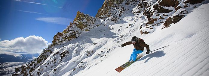 range alpine forecast skiworld