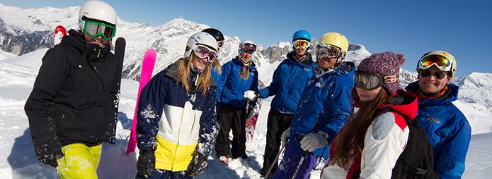 ski hosting with skiworld
