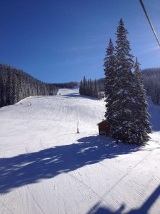 perfect pistes in Vail