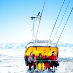 Canyons chairlift