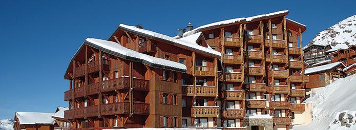 Self Catering Ski Holidays