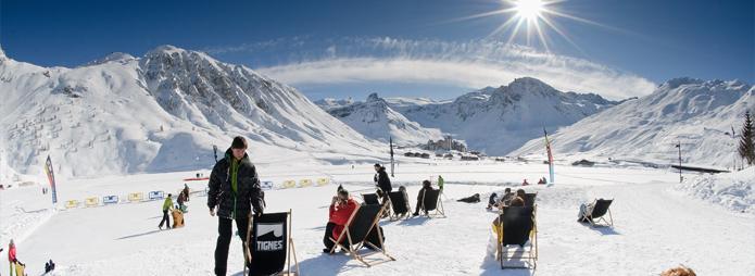Snow-camp trip to Tignes 2017
