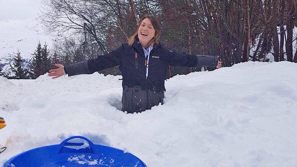 Skiworld Snowfall