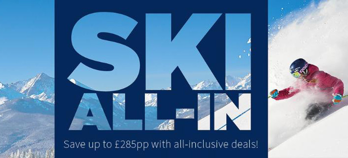 Ski All In - Book Early
