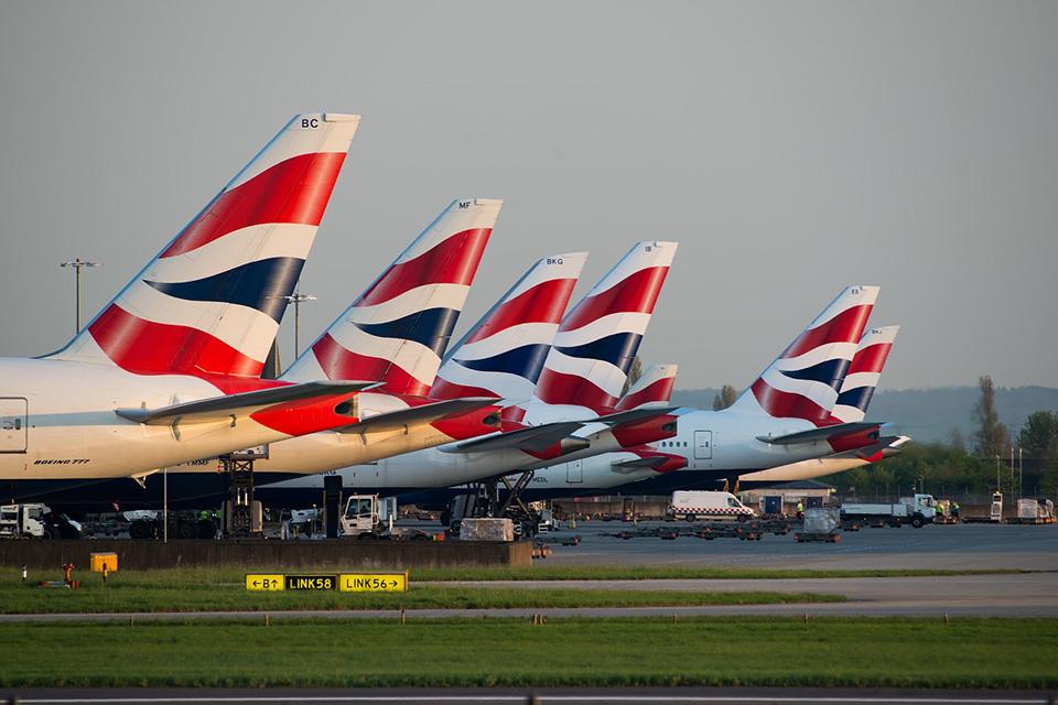 British Airways - CC0 (Pixabay)