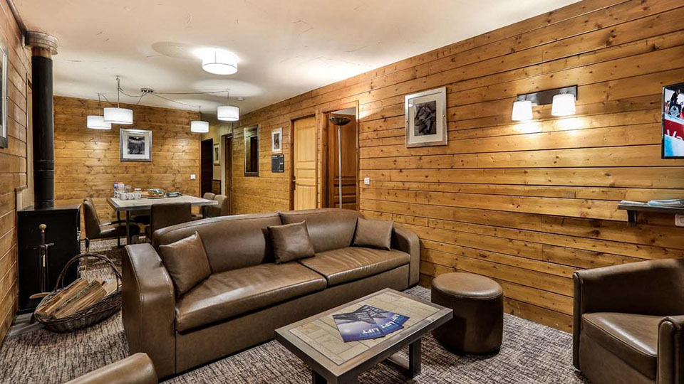 Self-Catered Chalet Gemini in Val Thorens