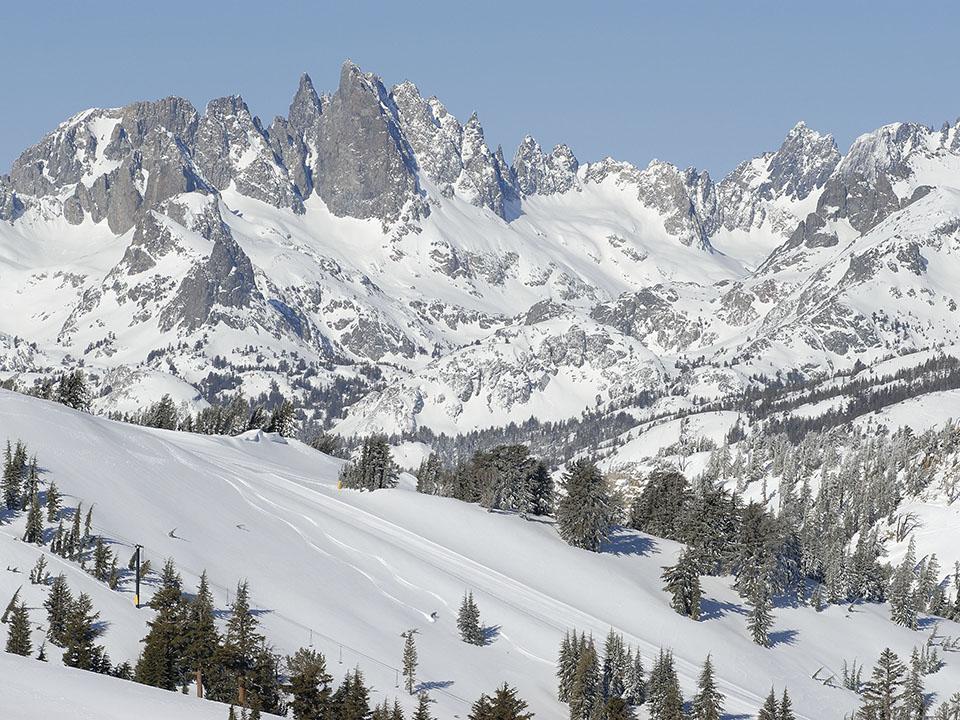 Mammoth Mountain Winter 03