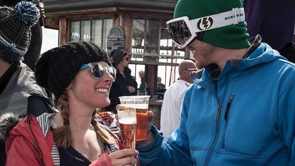 Après skiers