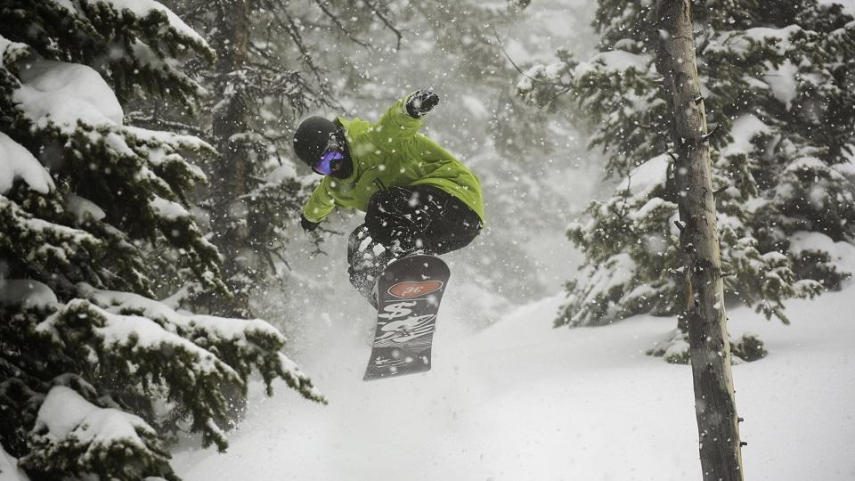 usa jackson hole snowboarder
