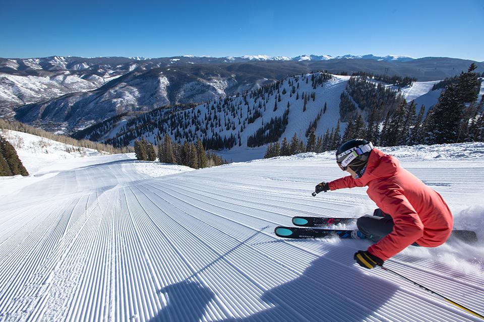 Aspen skiing - ©Scott Markewitz Photography