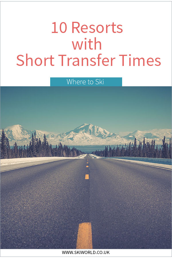 Pinterest - 10 Resorts with Short Transfer Times