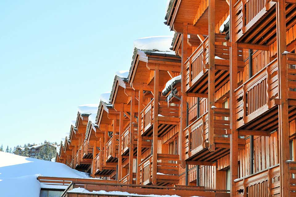 Best Ski-in/Ski-out Chalets
