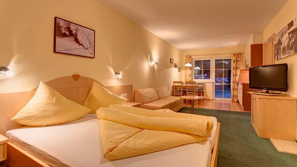 Apart La Vita apartment in St Anton