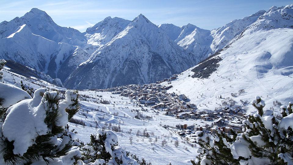OT Les 2 Alpes - © Copyright © Office de Tourisme Les 2 Alpes Bruno LONGO