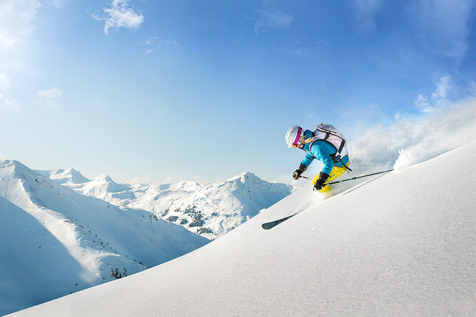 We love winter - 10 reasons to go skiing and snowboarding