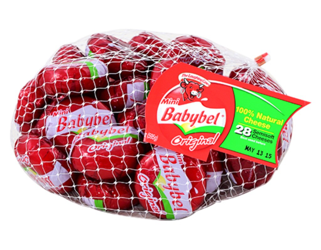 Top Mountain Snack -Babybels