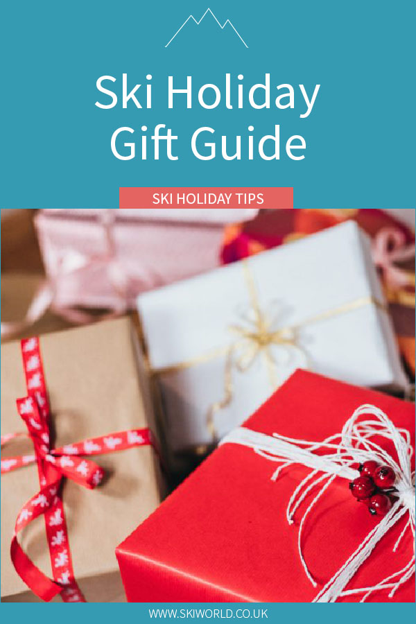 Ski Holiday Gift Guide