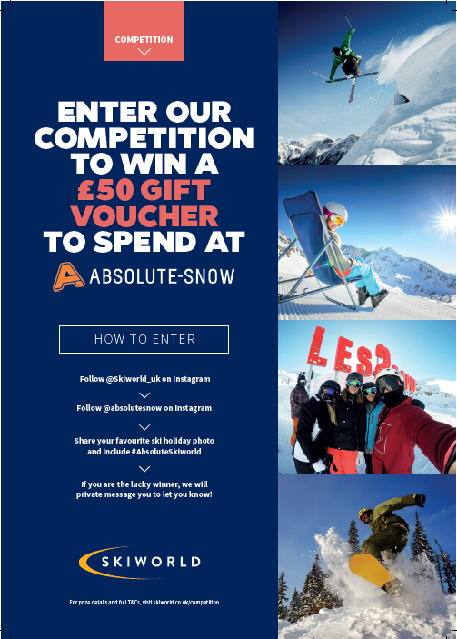 Absolute Skiworld Competition