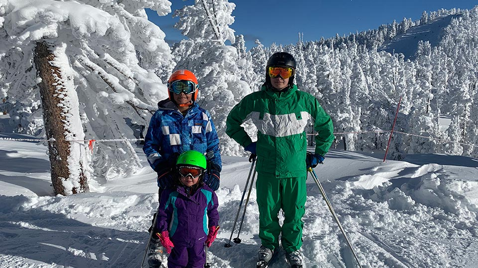 USA Ski Trips with Kids