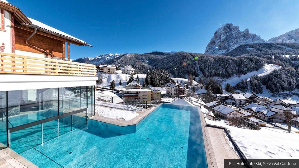 Beautiful Ski Hotels - Hotel Interski example