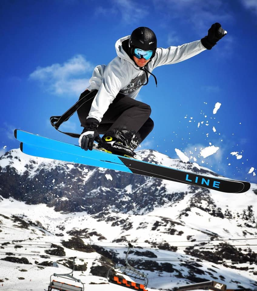 Shifty Ski Jump
