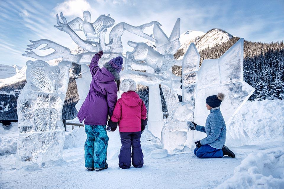 Ice Magic - Lake Louise