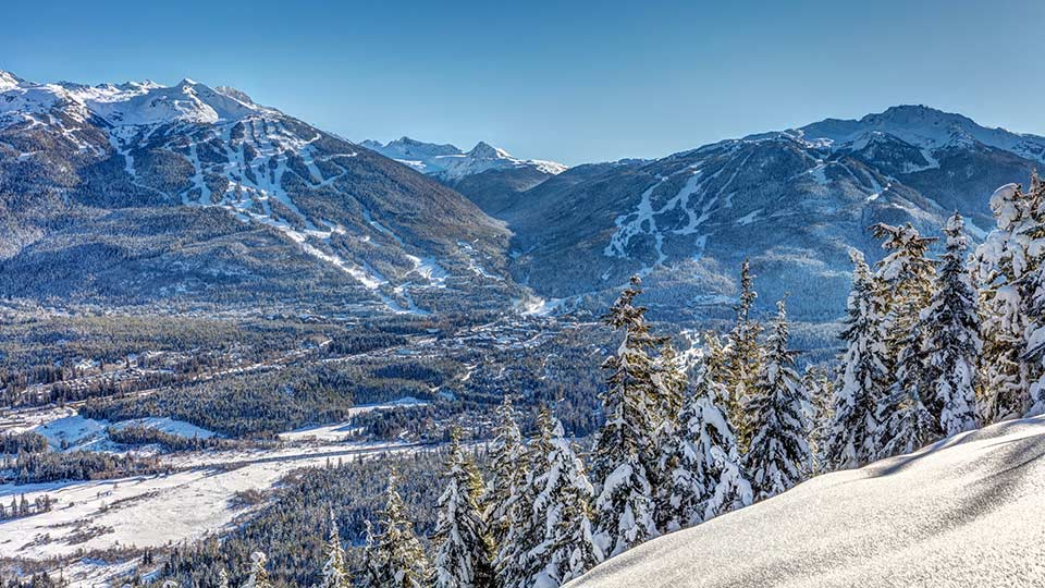 North America ski resorts