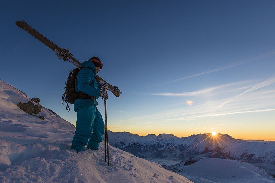 Alpe d'Huez - © LAURENT SALiNO ALPE D'HUEZ TOURISME