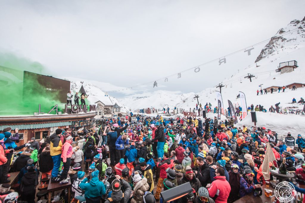 Folie Douce