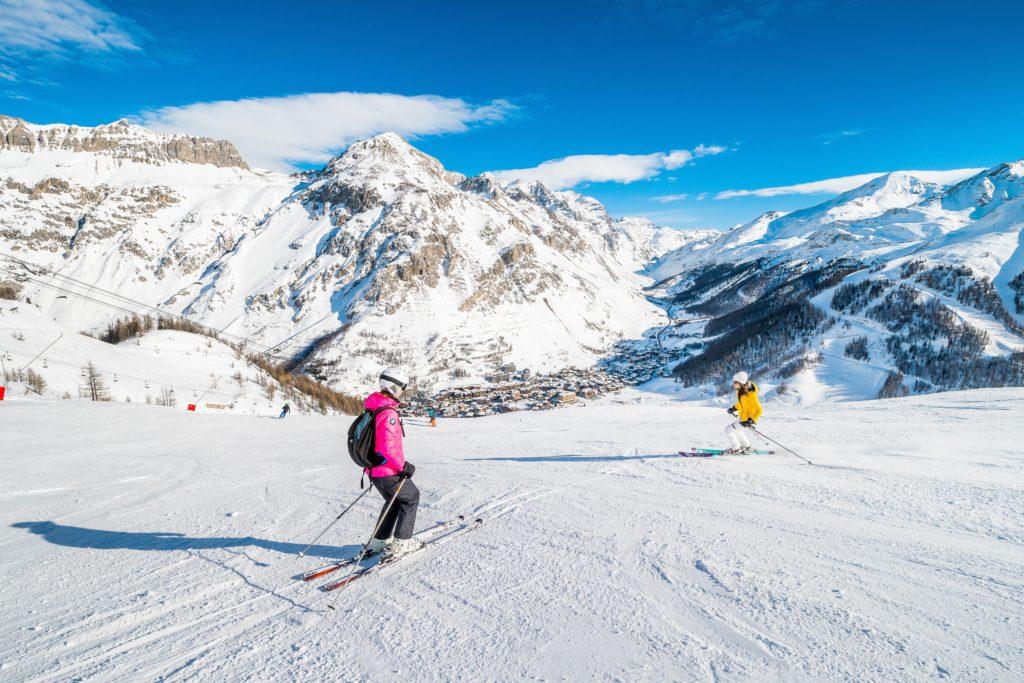 Tignes-Val d'Isere Ski Area