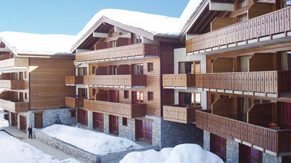 Ski Apartments - Residence Les Chalets Edelweiss