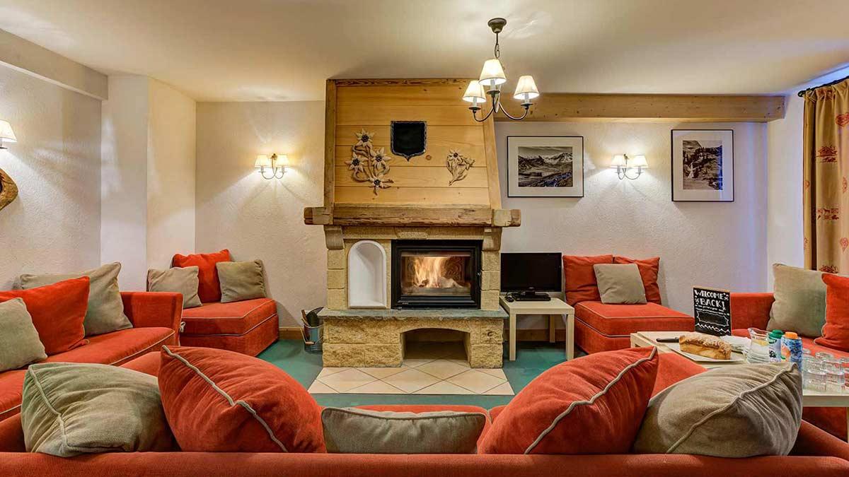 Chalet Francois, Tignes - Lounge