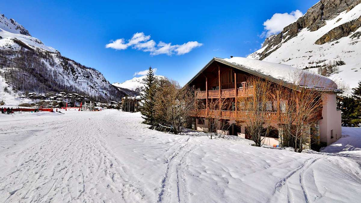 Chalet Maison Rose - Ski-in Ski-out