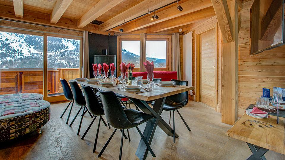 Chalet Aline, Meribel - Skiworld
