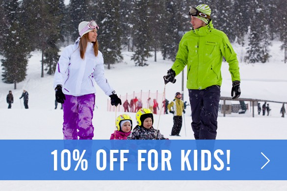 10% Off For Kids