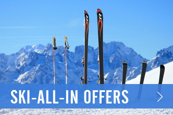 all inclusive ski holidays
