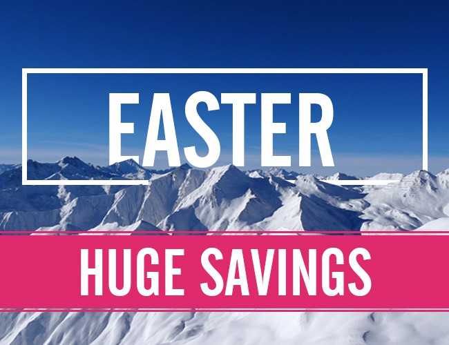 Easter Ski Offers