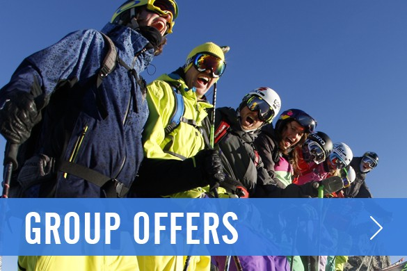 group ski offers