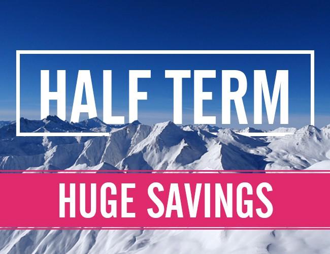 Half Term Ski Offers