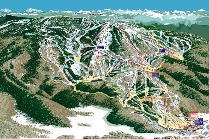 Steamboat Ski Holidays Skiing in Steamboat Skiworld