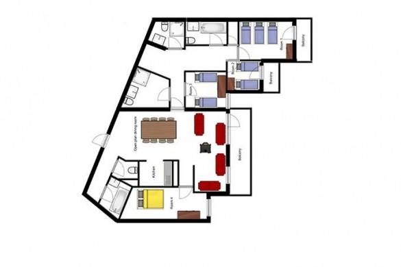 Gemini Floorplan