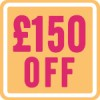 Early Booking Offer - £150 Off