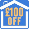 Whole Chalet Discount - £100 off
