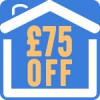 Whole Chalet Discount - £75 off