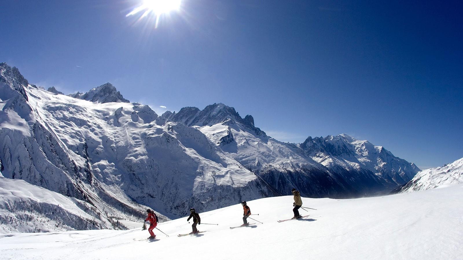 Ski school in Chamonix - Ski resort in France