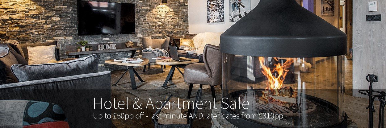 Hotel and Apartment Deals 2018
