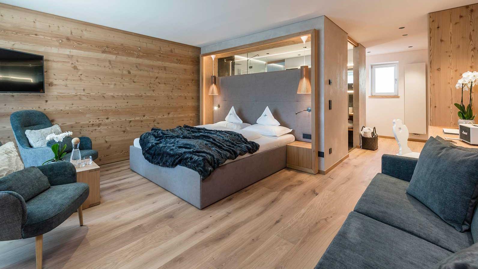 Alpenheim Charming Hotel - Junior Suite
