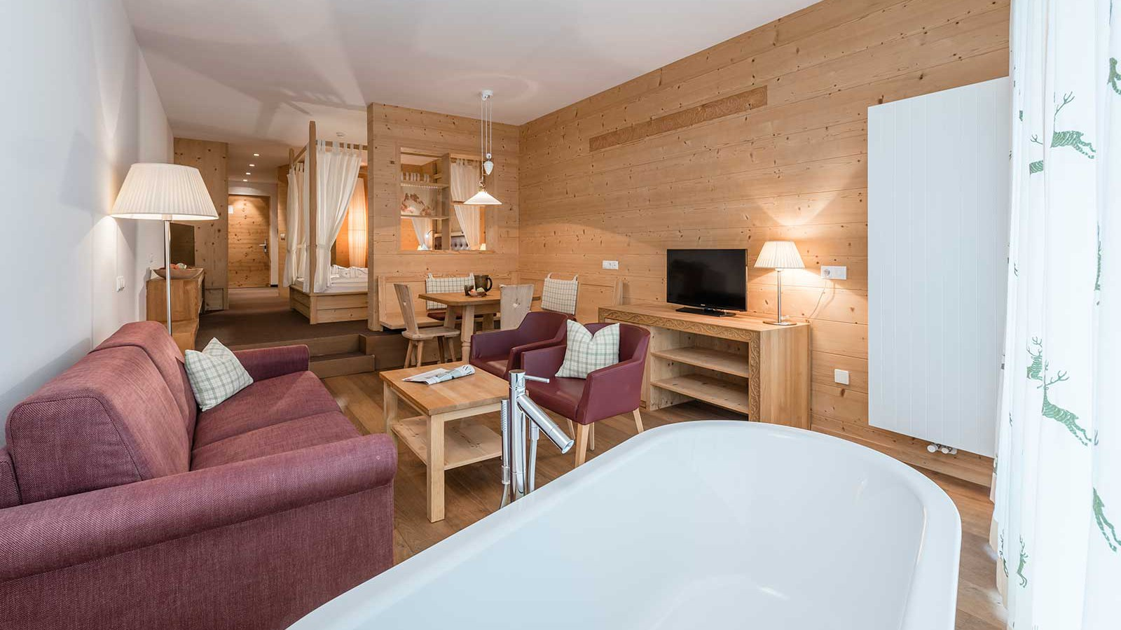 Alpenheim Charming Hotel - wellness suite - 4
