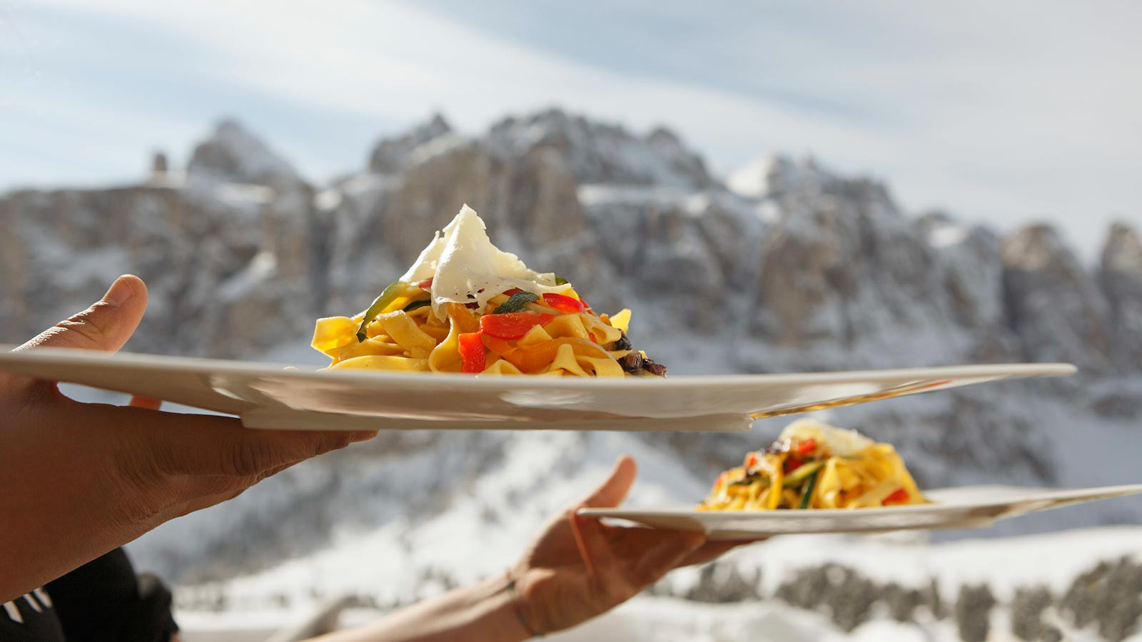 Alta Badia Food and mountains - copyright IDM Südtirol - Frieder Blickle