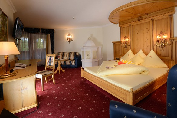 Bedroom - Hotel Alte Post, St Anton